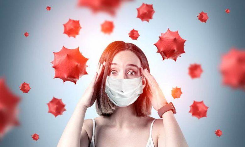 Паника от коронавируса